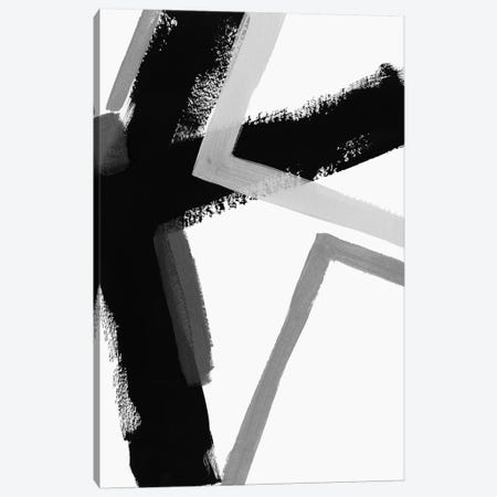Angular Pulse I Canvas Print #JEV2445} by June Erica Vess Canvas Artwork