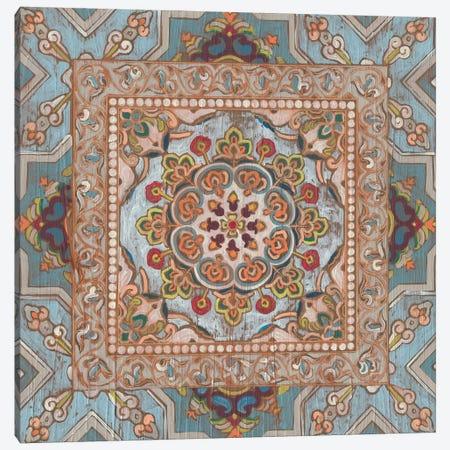 Boho Textile II Canvas Print #JEV2460} by June Erica Vess Canvas Art Print