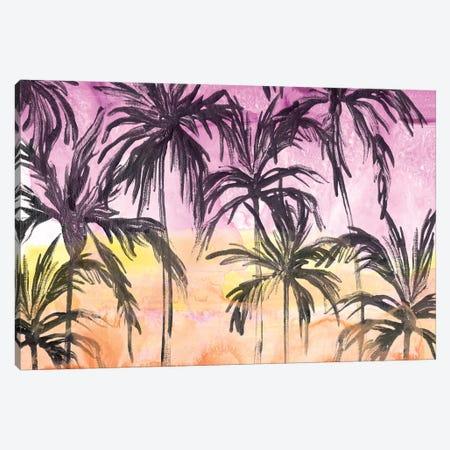 Island Sunset II Canvas Print #JEV2494} by June Erica Vess Canvas Art Print