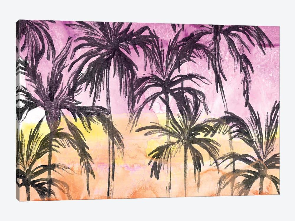 Island Sunset II by June Erica Vess 1-piece Canvas Art Print
