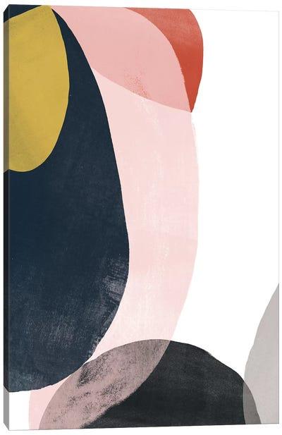 Layer Cycle II Canvas Art Print