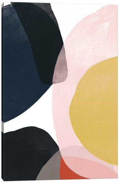 Layer Cycle IV Canvas Art Print