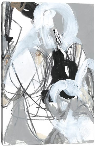 Tangled Threads III Canvas Art Print