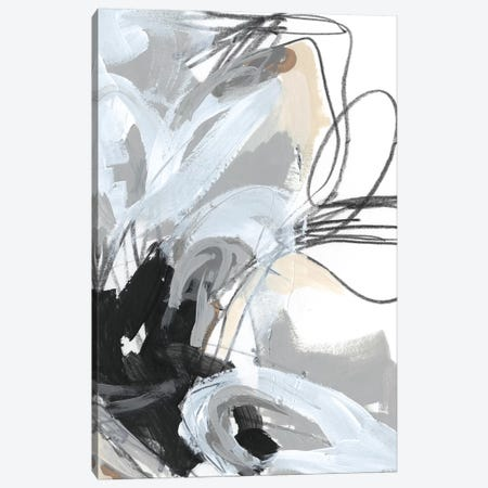 Tangled Threads V Canvas Print #JEV2533} by June Erica Vess Art Print