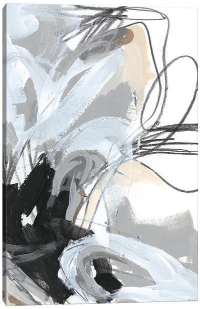 Tangled Threads V Canvas Art Print