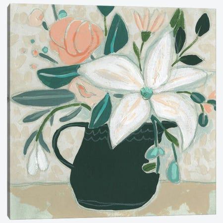 Terre Verte Garden II Canvas Print #JEV2536} by June Erica Vess Canvas Wall Art