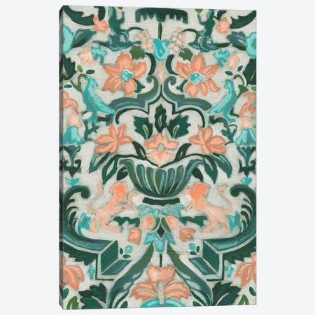 Verdant Tapestry II Canvas Print #JEV2546} by June Erica Vess Canvas Print