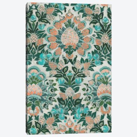 Verdant Tapestry III Canvas Print #JEV2547} by June Erica Vess Canvas Art Print