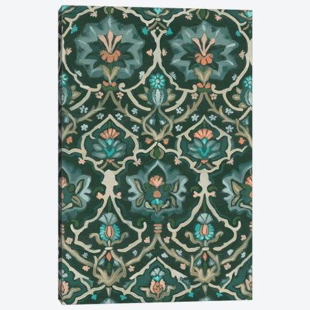Verdant Tapestry IV Canvas Print #JEV2548} by June Erica Vess Canvas Artwork
