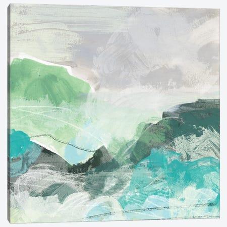 Ocean Hillside I Canvas Print #JEV2595} by June Erica Vess Canvas Art