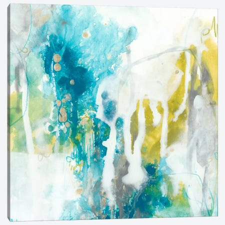 Aquatic Atmosphere I Canvas Print #JEV259} by June Erica Vess Art Print