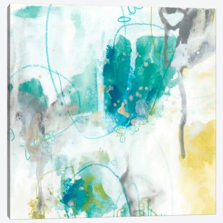 Aquatic Atmosphere II Canvas Print #JEV260} by June Erica Vess Canvas Wall Art