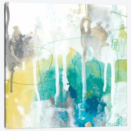 Aquatic Atmosphere III Canvas Print #JEV261} by June Erica Vess Canvas Artwork