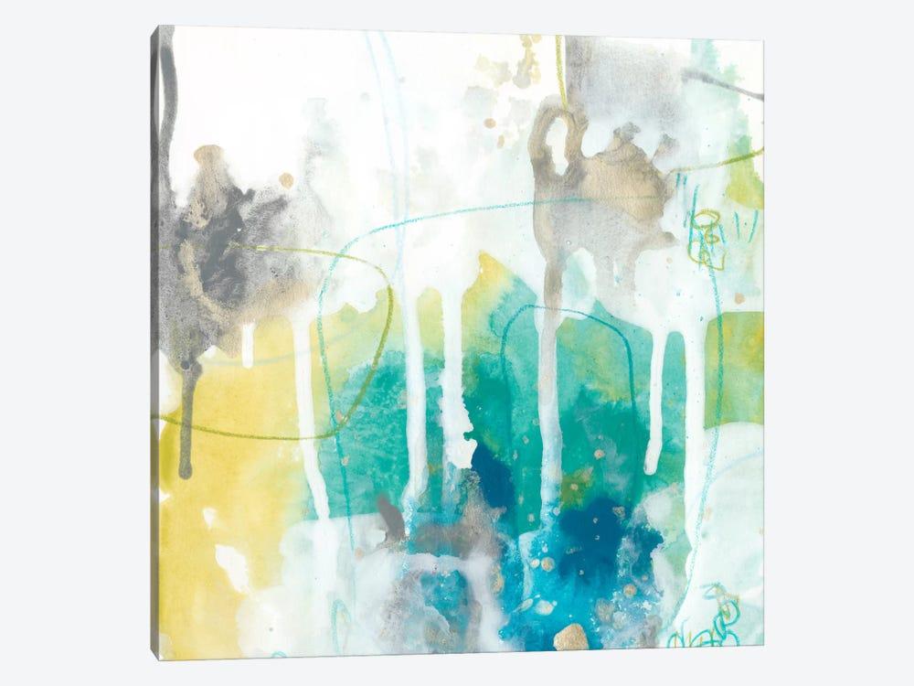 Aquatic Atmosphere III by June Erica Vess 1-piece Canvas Wall Art