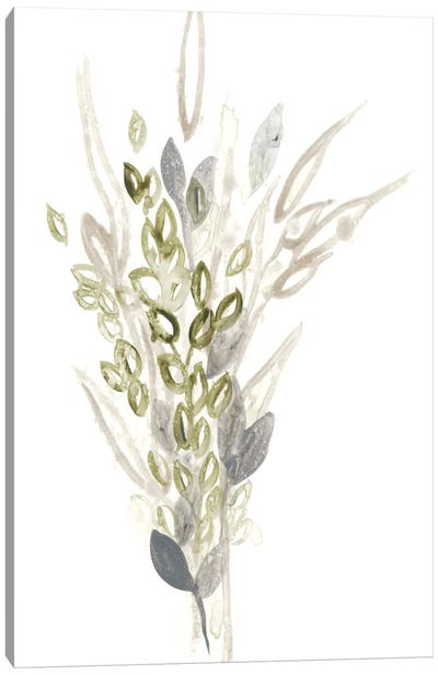 Botanica Whimsy I Canvas Art Print