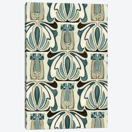 Deco Parlor Pattern I Canvas Print #JEV2660} by June Erica Vess Canvas Print