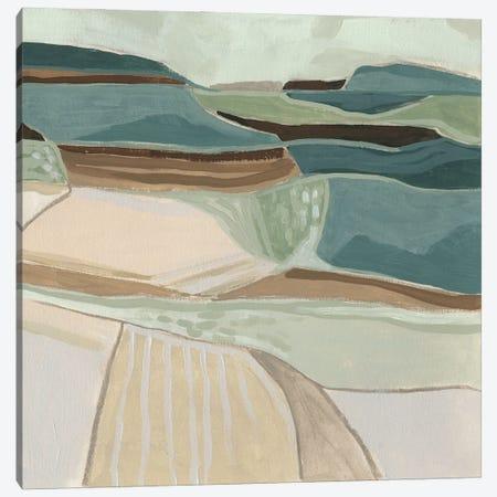 Idlewilde I Canvas Print #JEV2668} by June Erica Vess Art Print