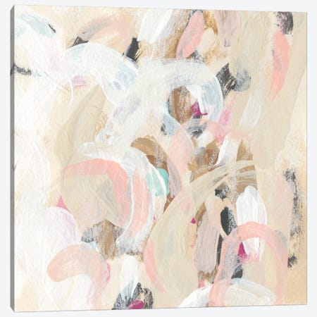 Carnivale I Canvas Print #JEV266} by June Erica Vess Canvas Art Print