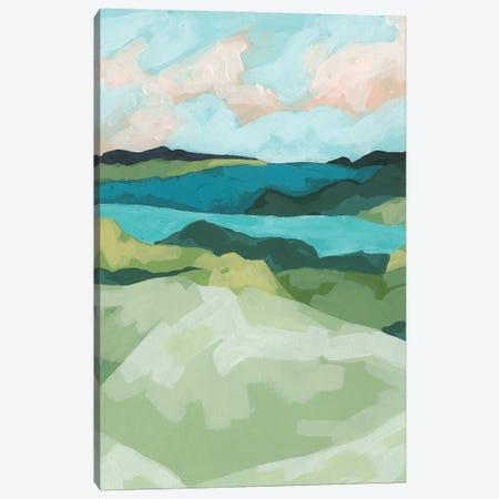 River Prism I Canvas Print #JEV2674} by June Erica Vess Canvas Art Print