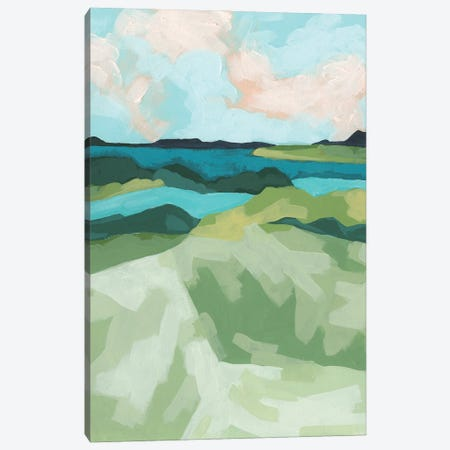 River Prism II Canvas Print #JEV2675} by June Erica Vess Canvas Art Print