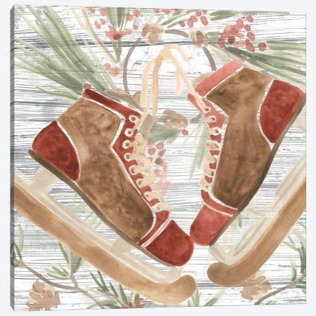 Pinecone Lodge I Canvas Print #JEV2680} by June Erica Vess Art Print