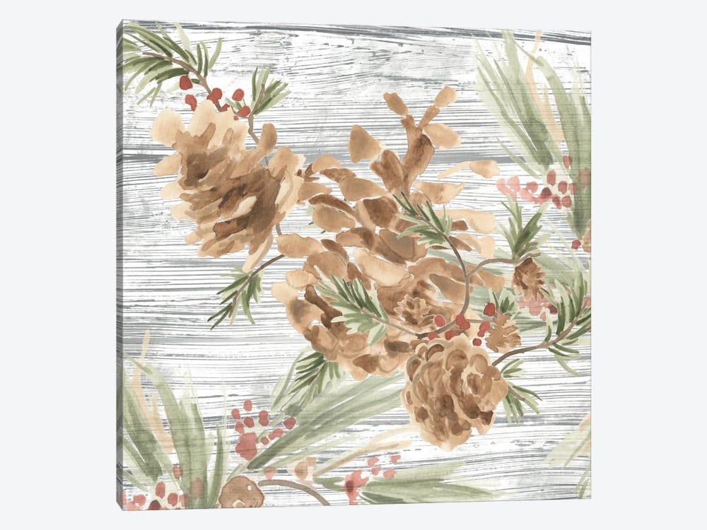 Pinecone Lodge III by June Erica Vess 1-piece Art Print