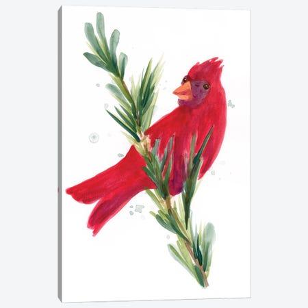 Warm Winter Wishes III Canvas Print #JEV2696} by June Erica Vess Art Print