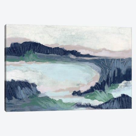 Blue Marsh Grove II Canvas Print #JEV2699} by June Erica Vess Canvas Wall Art
