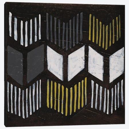 Algorithm III Canvas Print #JEV26} by June Erica Vess Art Print