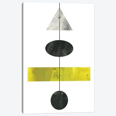 Geo Mobile II Canvas Print #JEV2715} by June Erica Vess Canvas Art