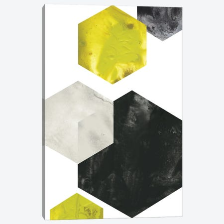 Geo Mobile IV Canvas Print #JEV2717} by June Erica Vess Canvas Artwork