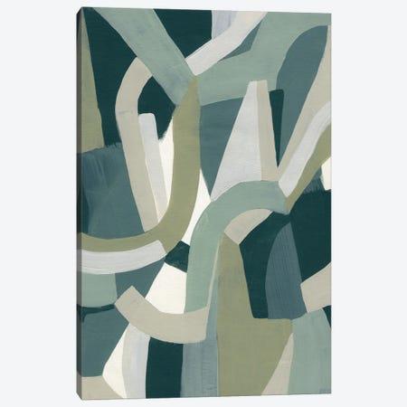 Limestone Puzzle I Canvas Print #JEV2726} by June Erica Vess Art Print