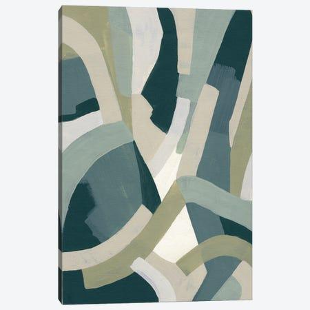 Limestone Puzzle II Canvas Print #JEV2727} by June Erica Vess Canvas Art Print