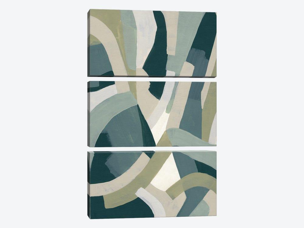 Limestone Puzzle II by June Erica Vess 3-piece Art Print