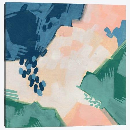 Pixel Data I Canvas Print #JEV2730} by June Erica Vess Canvas Art Print