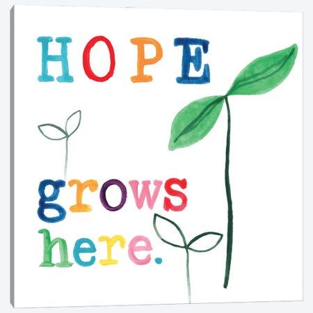 Rainbow Hope III Canvas Print #JEV2735} by June Erica Vess Canvas Wall Art