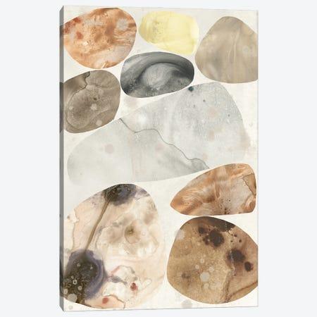 Stone Mosaic II Canvas Print #JEV2740} by June Erica Vess Canvas Artwork