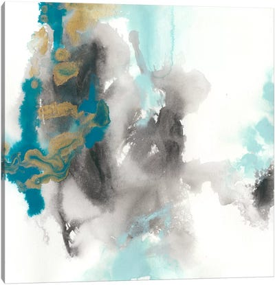 Cerulean Mirage II Canvas Art Print