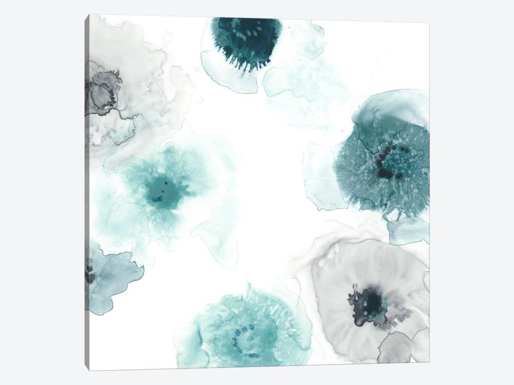 Floating Indigo III by June Erica Vess 1-piece Canvas Print