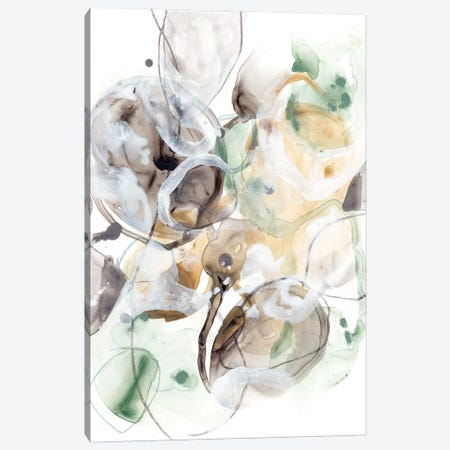 Nucleus II Canvas Print #JEV2850} by June Erica Vess Canvas Wall Art