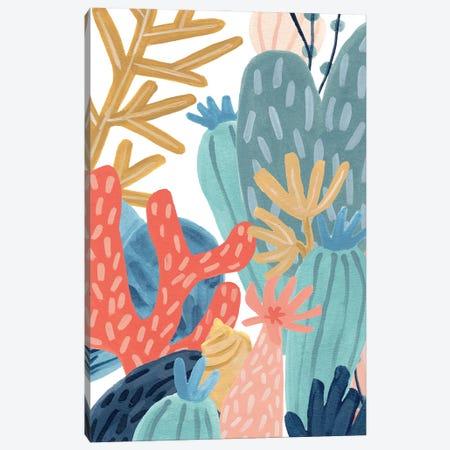 Paper Reef II Canvas Print #JEV2860} by June Erica Vess Canvas Print