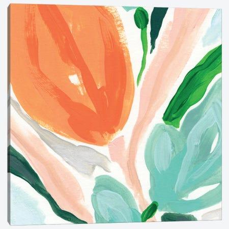 Primal Flora IV Canvas Print #JEV2881} by June Erica Vess Art Print