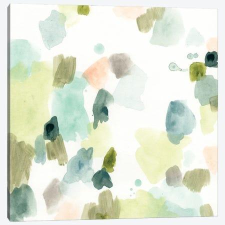 River Stone Palette I Canvas Print #JEV2889} by June Erica Vess Art Print