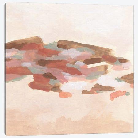 Rose Coast I Canvas Print #JEV2890} by June Erica Vess Canvas Art