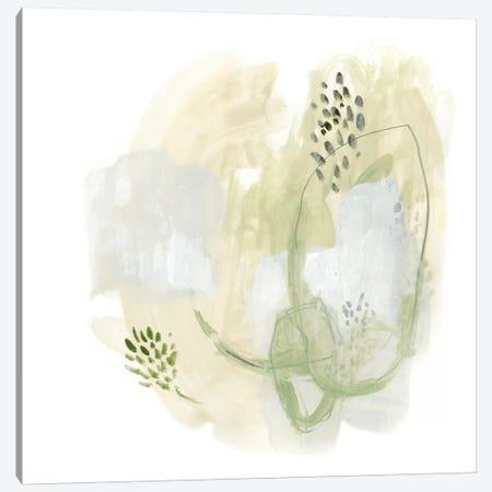 Intermezzo I Canvas Print #JEV293} by June Erica Vess Canvas Print