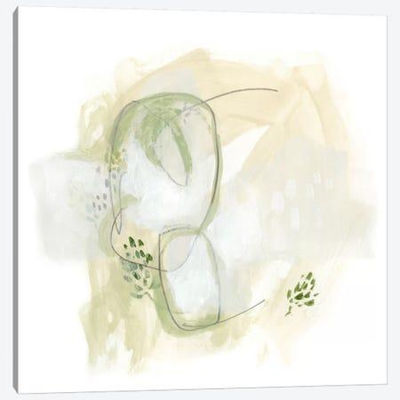 Intermezzo II Canvas Print #JEV294} by June Erica Vess Canvas Wall Art