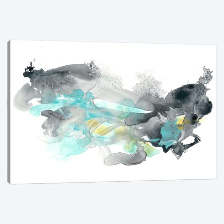 Lunar Veil I Canvas Print #JEV297} by June Erica Vess Canvas Artwork