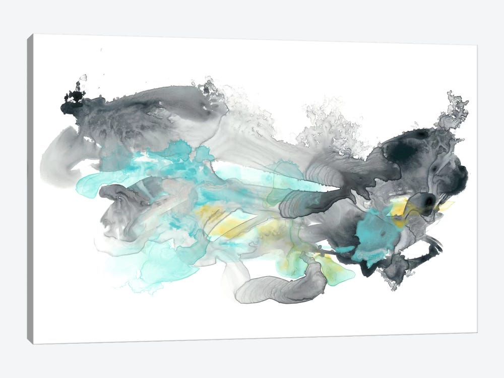 Lunar Veil I by June Erica Vess 1-piece Canvas Print