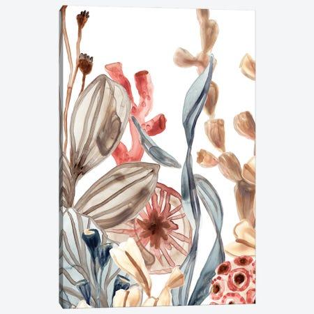 Ocean Chorus II Canvas Print #JEV2996} by June Erica Vess Canvas Artwork