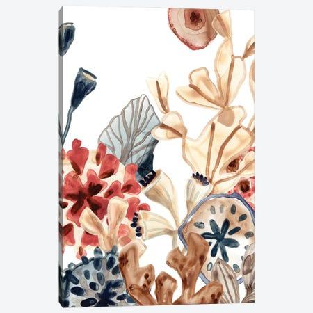 Ocean Chorus III Canvas Print #JEV2997} by June Erica Vess Canvas Wall Art